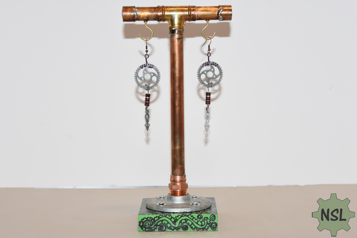 Jewelry Steampunk Art