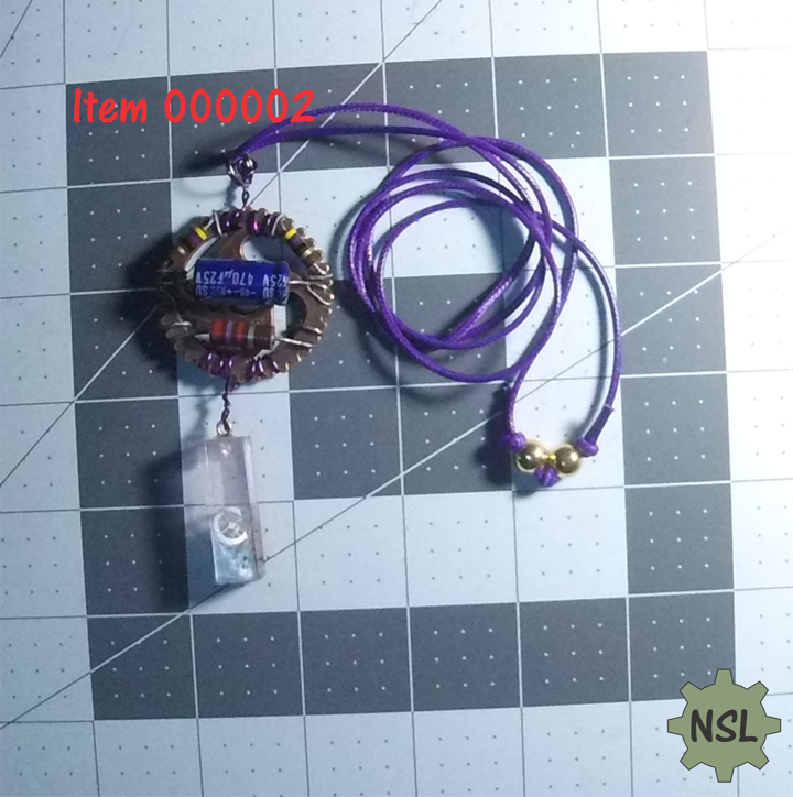 Necklaces Steampunk Art